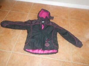 Manteau d'hiver enfant fille Large