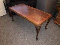 Wood Coffee Table