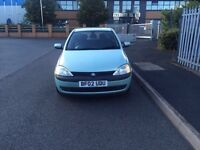 Vauxhall corsa 1.2 comfort 8 months mot service history immaculate condition
