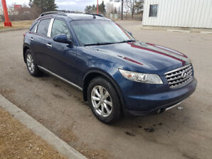2008 Infiniti FX35, AWD, Leather, Loaded, Back up cam