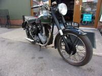 BSA B31 350 1950