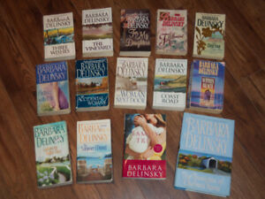 BARBARA DELINSKY $1 EACH