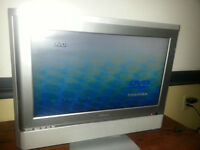 "Toshiba 20"" TV/DVD combo (with HDMI)"