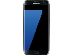 Samsung S7 Edge black almost never used