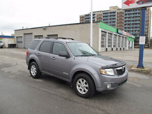 2008 Mazda Tribute SUV, Crossover CERTIFIED &E-TEST