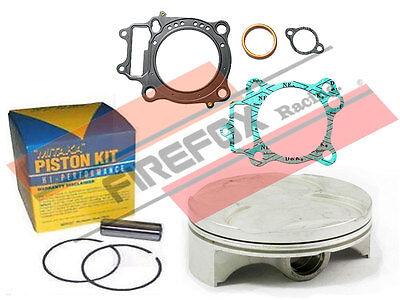 Kawasaki KXF250 '04-'05 77.00mm Mitaka Top End Rebuild Kit Inc Piston & Gaskets