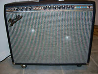 Fender Twin collector amp