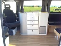 Sprinter camper van mwb ONLY 27,500 miles available soon