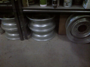 Factory DODGE RIMS 8 bolt