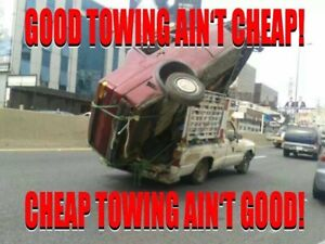 Need a Tow? $80-$100 Flat Rate in Calgary. No hidden Costs!