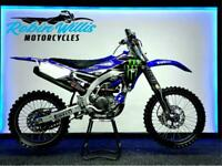 2017 YAMAHA YZF 250 cc MOTOCROSS BIKE - £3990 - ROBIN WILLIS MOTORCYCLES