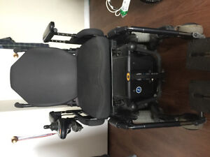 Electric Wheelchair- brand new battery