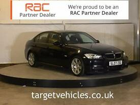 2007 BMW 320D M-SPORT ~RAC WARRANTY~FINANCE AVAILABLE~