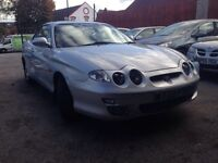 Hyundai coupe 2.0 with full leather