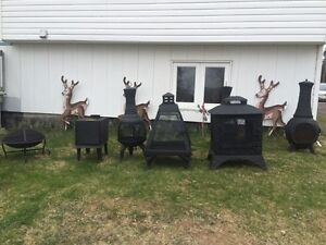 Refurbished fire pits for sale
