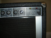 PEAVEY SESSION  500  PEDAL STEEL OR GUITAR AMP