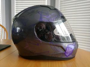 HJC CL17 Motorcycle Helmet