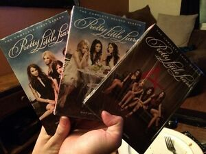 Pretty Little Liars Season 1,2,3