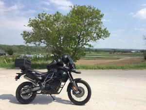 BMW F800GS Triple Black - PRICE REDUCED