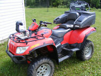 2008 Arctic Cat 500 TRV