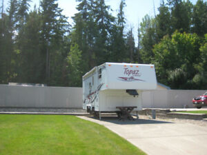 RV Lot in Shuswap Lake Front Park #68-667 Waverly Park Front Rd