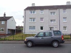 2 Bedroom - Ground Floor - Unfurnished Flat - To Rent - Stoneyflatt Road, Dumbarton