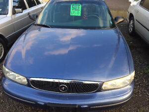 1998 BUICK CENTURY CUSTOM ONLY 119K  $750 AS IS
