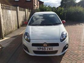 PUNTO ABARTH 155 BHP, Very Low Mileage, History. Just Serviced