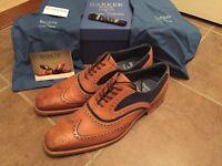 Men's Barker Shoes Size 8 - NOW SOLD