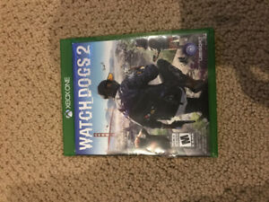Xbox one Watch dogs two