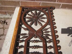 Vintage Interior Victorian Era Solid Wood Room Divider Cambridge Kitchener Area image 4