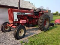 Trade Farmall for Allis Chalmers
