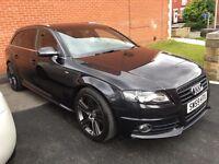 Audi A4 Avant sline 2.0 tdi start/stop rs6 looks £8595