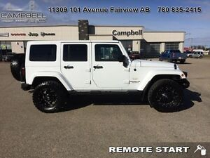 2015 Jeep Wrangler Unlimited Sahara   - Low Mileage