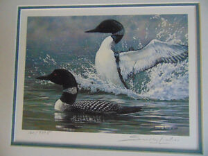 1988 Ducks Unlimited Canada plus Conservation stamp 50yrs