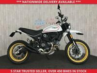 DUCATI SCRAMBLER SCRAMBLER DESERT SLED ABS MODEL VERY LOW MLS 2017 17