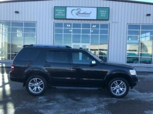 2009 Ford Explorer Limited