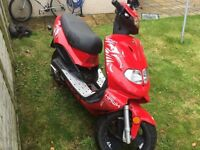 Motorcycle 125cc for spares