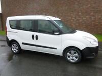 2012 Fiat DOBLO CARGO 16V ACTIVE MULTIJET COMBI Manual Combi Van