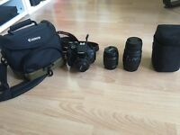 Canon 1200d excellent condition with lens