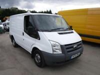 FORD TRANSIT 260 LR, White, Manual, Diesel, 2011