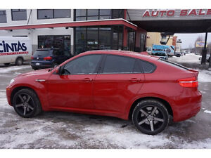 2011 BMW X6M LOW KMS
