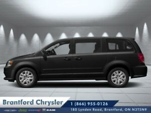2019 Dodge Grand Caravan Crew Plus 2WD  - Leather Seats