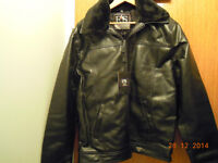 EAS Leather Jacket for Sale.