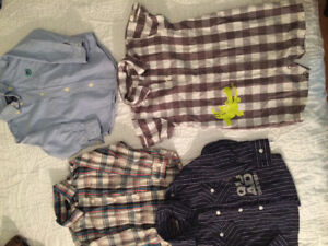 24 month boys clothing large lot