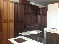 Liquidation and closing sale,close to 70% off cabinets and Doors