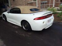 **Rare** Eclipse Spyder convertible