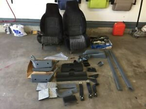 1988 -1991 Cavalier Z24 parts - Seats are SOLD...