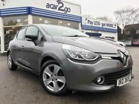 2014 Renault CLIO DYNAMIQUE MEDIANAV Manual Hatchback