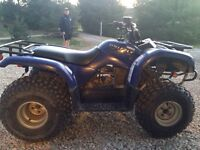 2004 grizzly 125